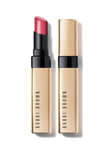 Bobbi Brown Luxe Shine Intense Lipstick Power Lily Pembe